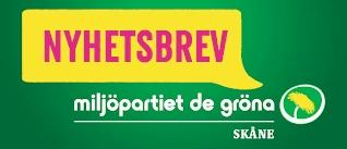 Nytt från MP Skåne november 2016